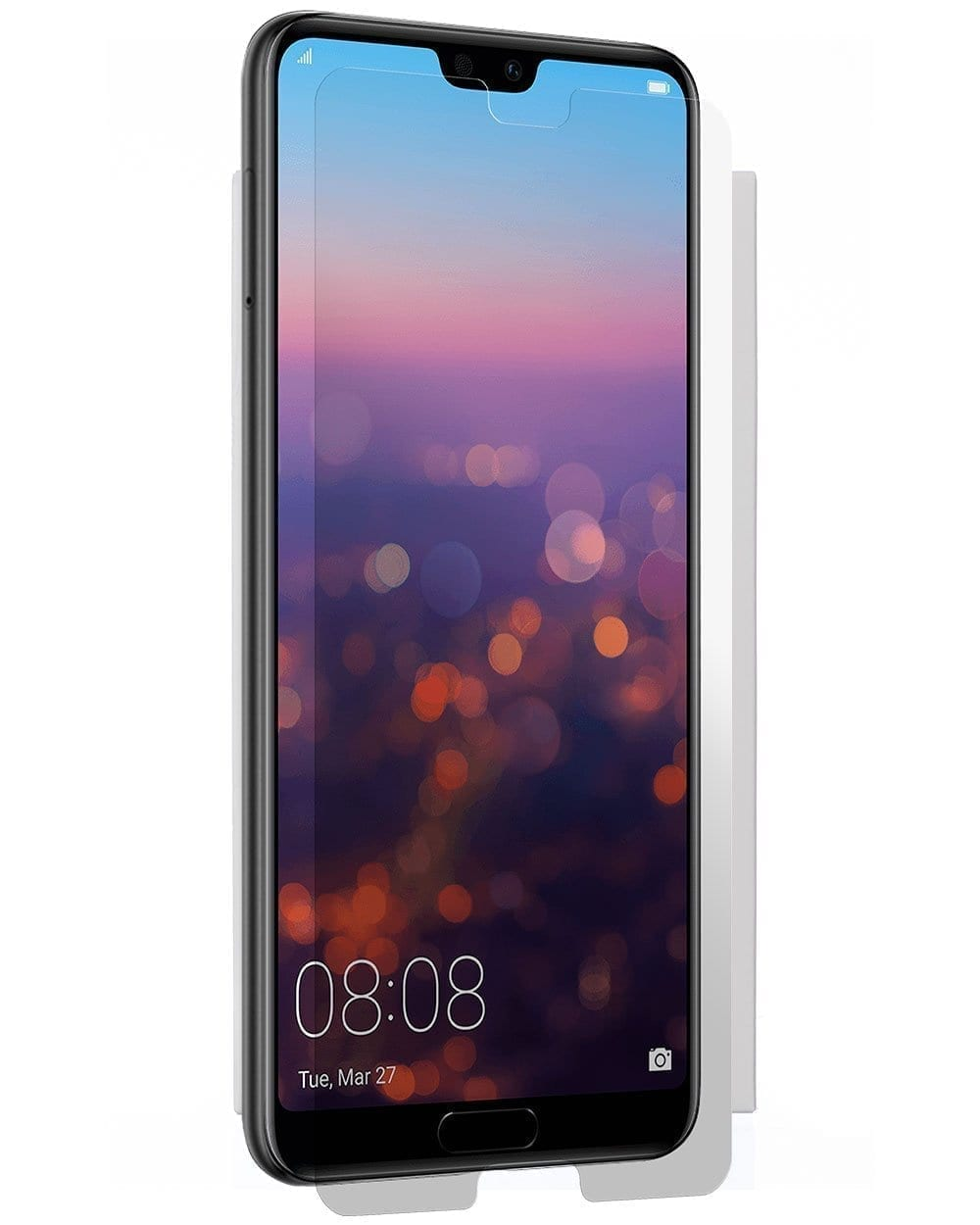 3SIXT Screen Protector Glass Huawei Ascend P20