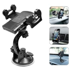 3-in-1 universal cradle mount kit