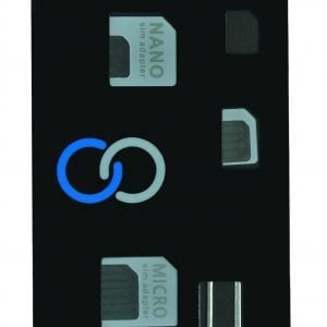 Scoop nano sim adapter kit