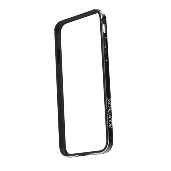Body Glove Alu Bumper Apple iPhone SE20/8/7 – Black (Bumper Only)