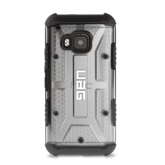 UAG Composite Case – HTC One M9 – Clear