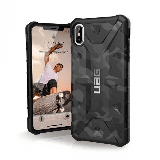 UAG Pathfinder Case Apple iPhone Xs Max – Midnight Camo