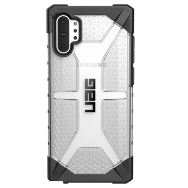 UAG Plasma Case For Galaxy Note 10+ Ice Clear