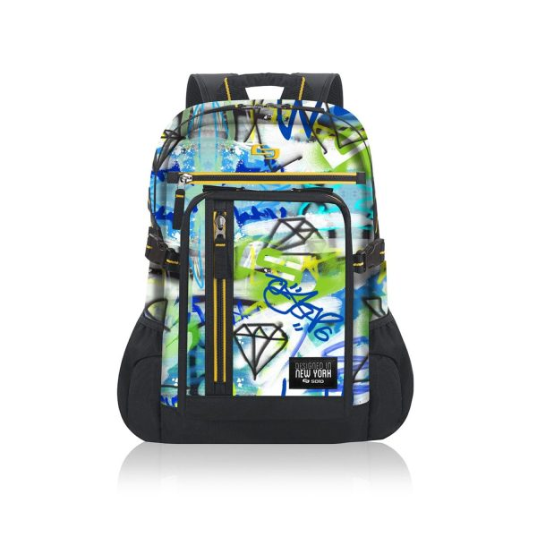 Solo Brooklyn Laptop Backpack – Assorted