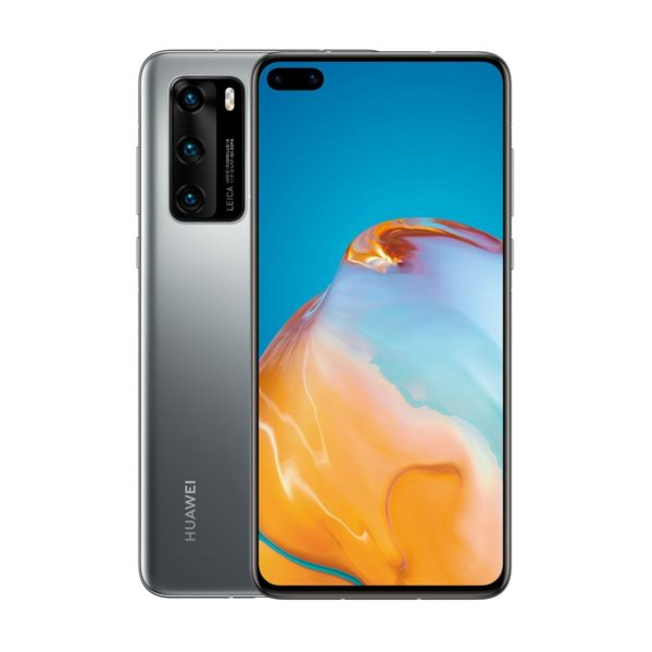 Huawei P40 128GB – Silver Frost