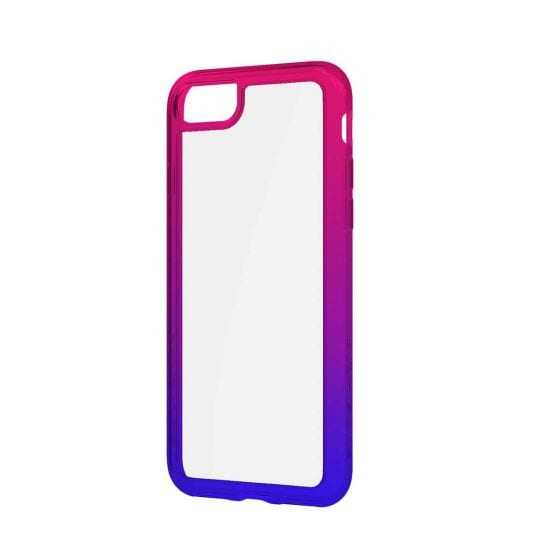 Body Glove Apple iPhone SE 20/8/7 Ghost Fusion Case – Blue/Pink