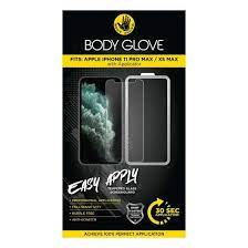 Body Glove Apple iPhone 11 Pro Max 2019/Xs Easy Apply Tempered Screenguard