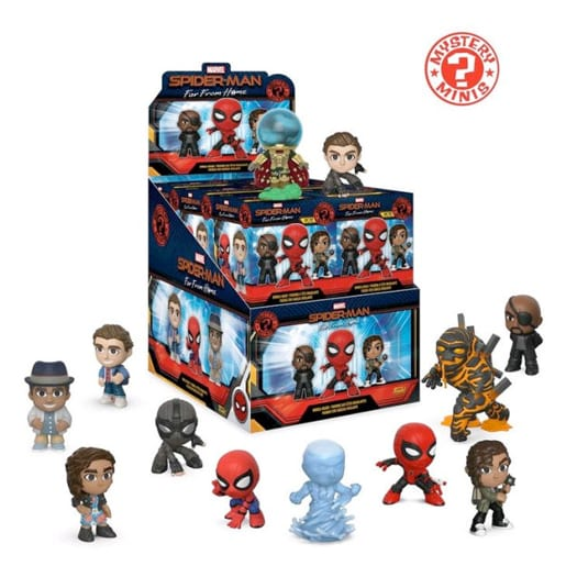 Funko Mystery Mini – Spider-Man Far From Home