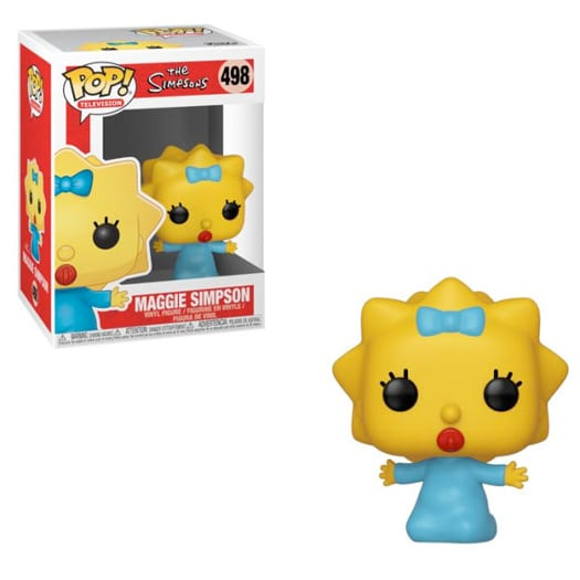Funko Pop! TV The Simpsons S2 – Maggie