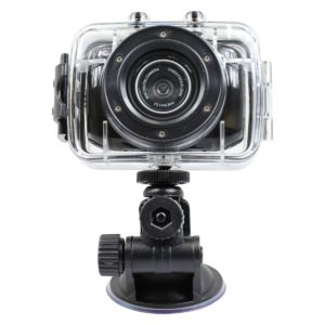 Volkano Lifecam Plus series action camera – silver