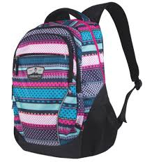 Volkano Champ Micro Aztec Back pack