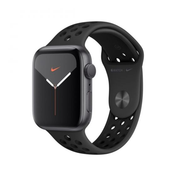 Apple Watch Nike Series 5 GPS + Cellular 44Mm – Space Grey Aluminiun Case With Anthracite/Black Nike Sport Band