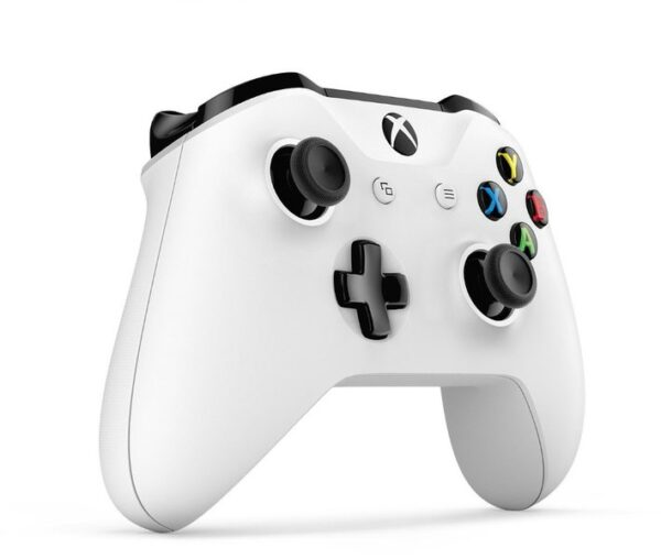 Xbox One Wireless Controller – White (Xbox One)