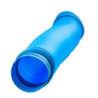 Plastic Extraction Pipe for Laser, 90mm Diameter