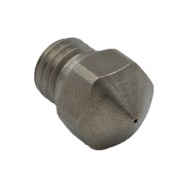 Micro Swiss, MK10 Plated Wear Resistant Nozzle for PTFE lined hotend