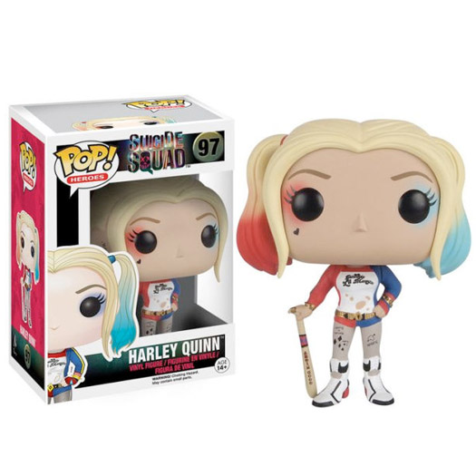 Funko Pop! Heroes Suicide Squad – Harley Quinn