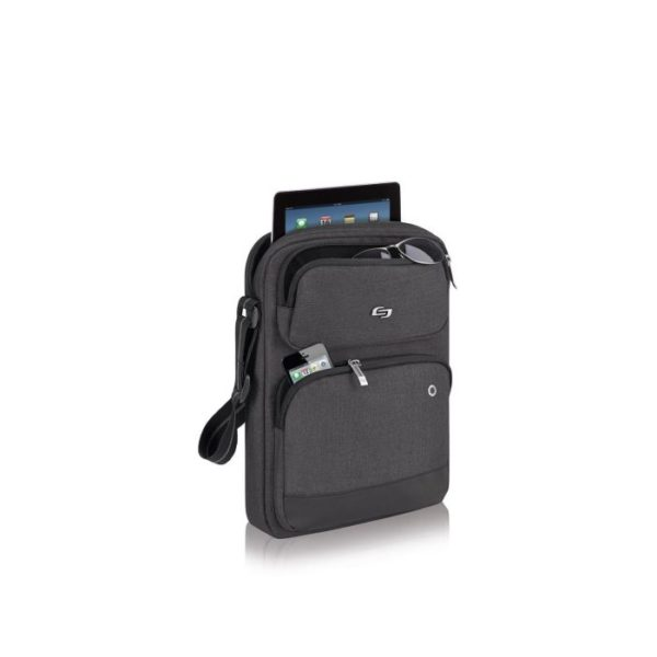 Solo Ludlow Universal Tablet Sling – Grey