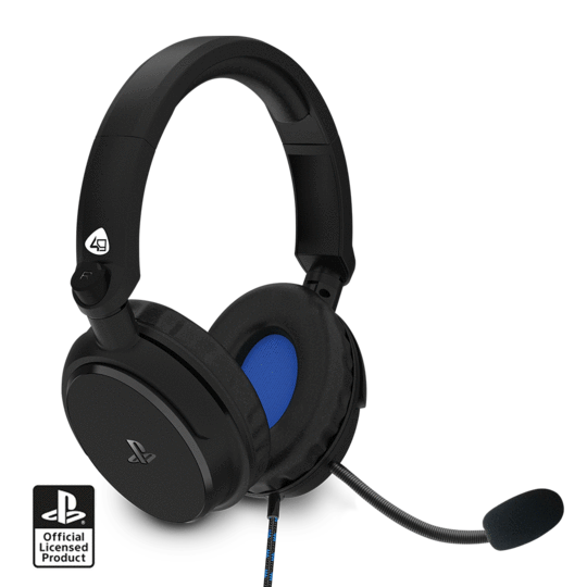 4Gamers PRO4-50s Stereo Gaming Headset (Black)