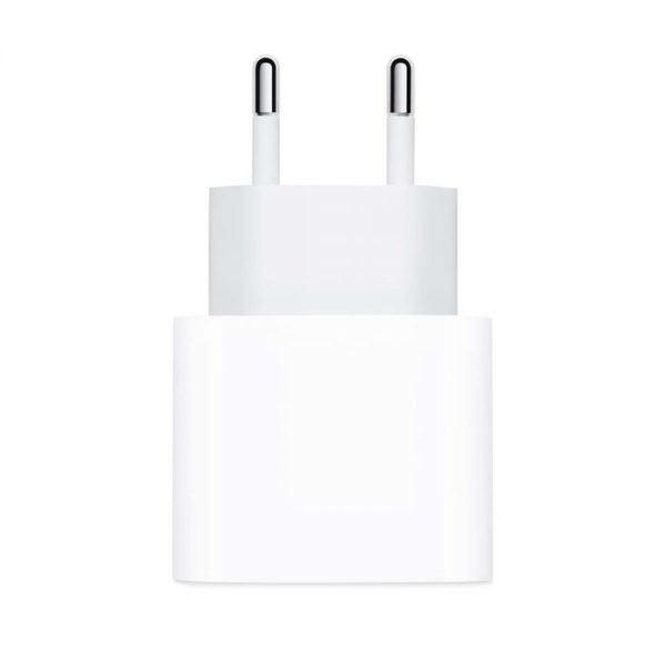 Apple Original Charger 20W USB C Power Adapter – White