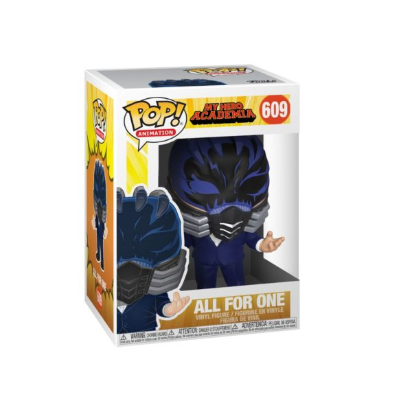 Funko Pop! Animation: My Hero Academia – All For One
