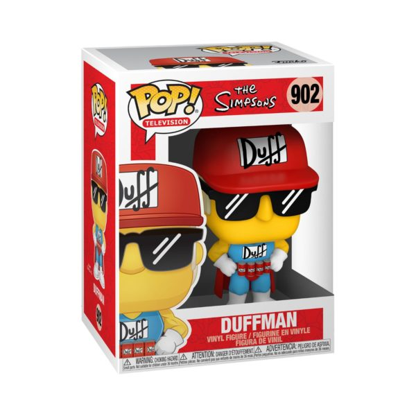 Funko Pop!: Television: The Simpsons-Duffman