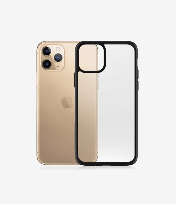 PanzerGlass™ ClearCase™ iPhone 11 Pro Max – Black Edition