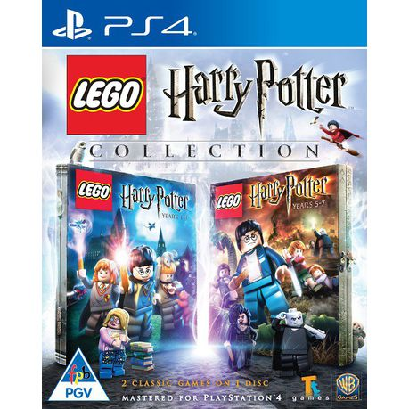 LEGO Harry Potter Collection – Years 1-4 & Years 5-7 (PS4)