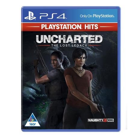 Uncharted: The Lost Legacy – PlayStation Hits (PS4)