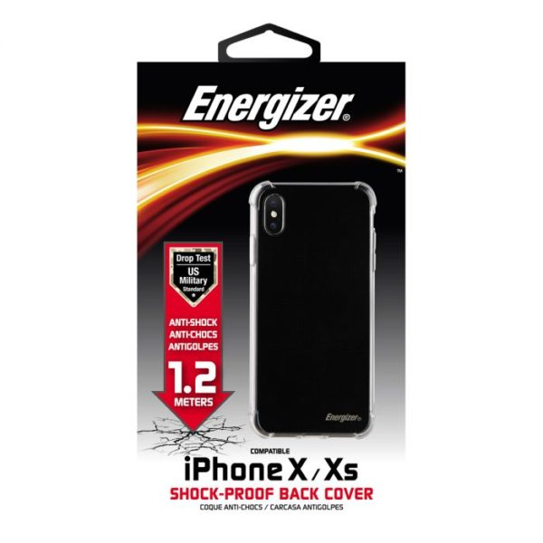Energizer Shock-Proof Apple iPhone X/Xs Cover