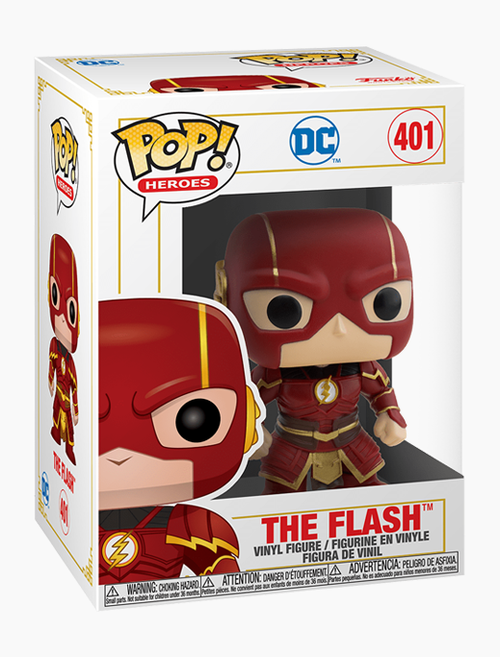 Funko Pop! DC Heros: Imperial Palace: The Flash #401